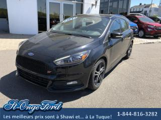 Used 2017 Ford Focus Hayon ST TOIT OUVRANT! for sale in Shawinigan, QC