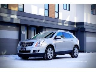 Used 2011 Cadillac SRX AWD V6 Performance Collection for sale in Vancouver, BC