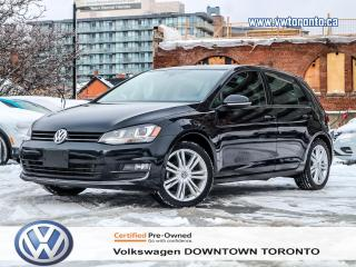Used 2015 Volkswagen Golf HIGHLINE MULTIMEDIA PKG MANUAL for sale in Toronto, ON