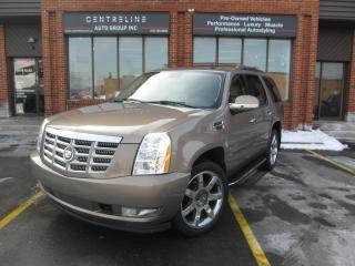 Used 2007 Cadillac Escalade $12995+HST+LIC FEE/ CERT/ Clean Carfax for sale in North York, ON