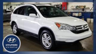 Used 2011 Honda CR-V CR-V 4 RM 5 portes,EX,Toit, 4x4, A/C for sale in Ste-Agathe-des-Monts, QC