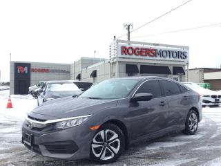 Used 2016 Honda Civic LX - HTD SEATS - REVERSE CAM for sale in Oakville, ON