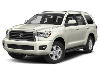New 2019 Toyota Sequoia Platinum for sale in Fredericton, NB