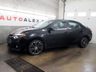 Used 2015 Toyota Corolla S Toit Camera Mags for sale in St-Eustache, QC