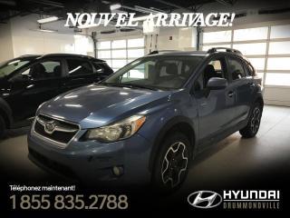 Used 2015 Subaru XV Crosstrek HYBRID + AWD + TOIT + CAMERA + MAGS + WO for sale in Drummondville, QC