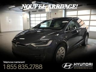 Used 2017 Tesla Model X 90D + AUTOPILOT 2 + GARANTIE + PREMIUM P for sale in Drummondville, QC