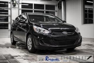 Used 2017 Hyundai Accent L CHEZ RIMOUSKI for sale in Rimouski, QC