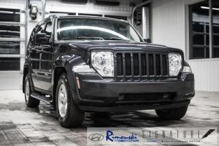 Used 2010 Jeep Liberty SPORT AWD CHEZ for sale in Rimouski, QC