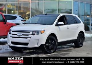 Used 2013 Ford Edge SEL AWD A/C for sale in Lachine, QC