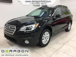 Used 2015 Subaru Outback 2.5i for sale in Cowansville, QC