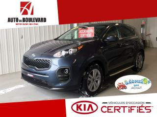 Used 2019 Kia Sportage LX GDI WOW 9000KM GARANTIE KIA 2023 for sale in Notre-Dame-des-Pins, QC