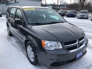 Used 2015 Dodge Grand Caravan CANADA VALUE PACKAGE for sale in St Catharines, ON