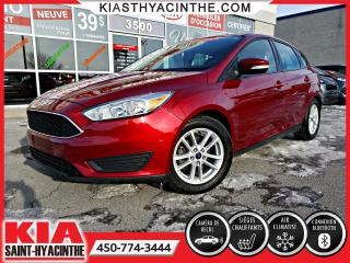 Used 2015 Ford Focus SE CAMÉRA DE RECUL for sale in St-Hyacinthe, QC