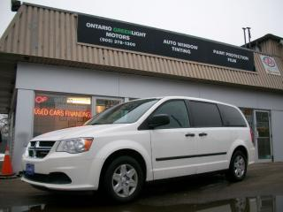 Used 2011 Dodge Grand Caravan CARGO, COMMERCIAL, SHELVES, DIVIDER for sale in Mississauga, ON