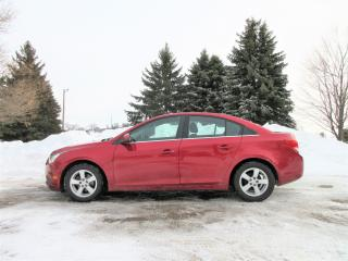 Used 2011 Chevrolet Cruze LT for sale in Thornton, ON