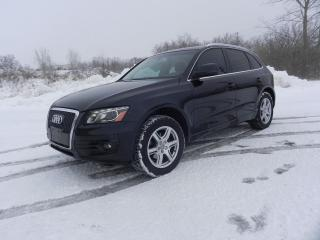 Used 2012 Audi Q5 Premium Quattro for sale in Brantford, ON