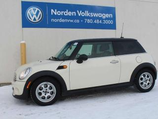 Used 2013 MINI Cooper Hardtop COOPER HARDTOP W/ SUNROOF - HEATED SEATS for sale in Edmonton, AB
