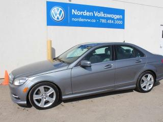 Used 2011 Mercedes-Benz C-Class C 300 for sale in Edmonton, AB