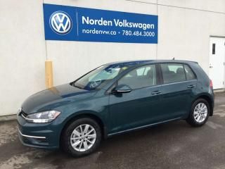 New 2019 Volkswagen Golf COMFORTLINE for sale in Edmonton, AB