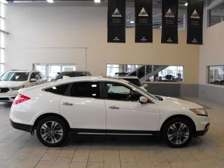 Used 2014 Honda Accord Crosstour EX-L 4WD Remote Start Back Up Camera for sale in Red Deer, AB