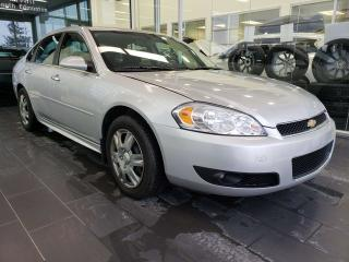 Used 2013 Chevrolet Impala LTZ, HEATED SEATS, SUNROOF for sale in Edmonton, AB