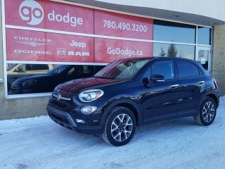 Used 2016 Fiat 500 X LOUNG for sale in Edmonton, AB