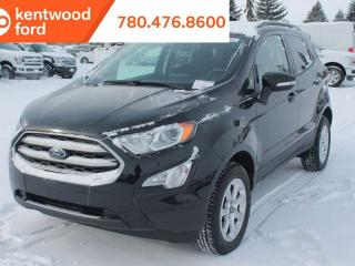 New 2018 Ford EcoSport SE 200A 4WD 2.0L, auto start/stop, keyless entry, NAV, reverse camera for sale in Edmonton, AB
