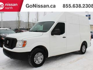 Used 2013 Nissan NV 2500 S, HIGH ROOF, LOW KMS! for sale in Edmonton, AB