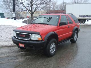 Used 2005 GMC Jimmy ZR2 for sale in York, ON