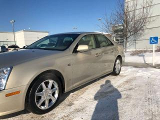 Used 2007 Cadillac STS for sale in Edmonton, AB
