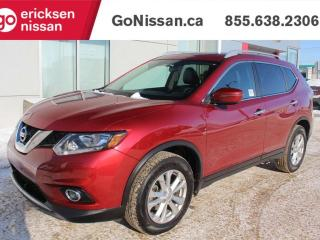 Used 2016 Nissan Rogue SV AWD, LEATHER, BACKUP CAMERA for sale in Edmonton, AB
