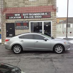 Used 2014 Mazda MAZDA6 GS for sale in Windsor, ON