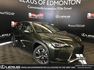 New 2019 Lexus UX 250H Luxury Package for sale in Edmonton, AB