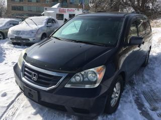 Used 2008 Honda Odyssey EX-L/8 Passengers/Safety/E Test Included Price for sale in Toronto, ON