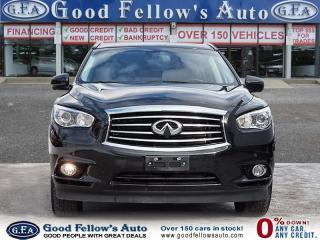 Used 2014 Infiniti QX60 PREMIUM Pkg, AWD, 7PASSENGER, LEATHER SEATS, NAVI for sale in Toronto, ON