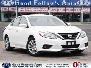 Used 2017 Nissan Altima S MODEL, REARVIEW CAMERA, HEATED SEATS, POWER SEAT for sale in Toronto, ON