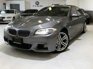 Used 2011 BMW 5 Series 535I XDRIVE MPKG|NAV|HEADS UP|ACCIDENT FREE for sale in Oakville, ON