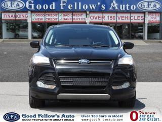 Used 2015 Ford Escape SE MODEL, 1.6 LITER ECOBOOST, REARVIEW CAMERA for sale in Toronto, ON
