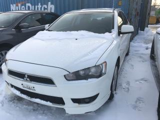 Used 2009 Mitsubishi Lancer SE for sale in Barrie, ON