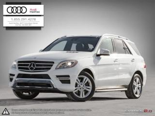Used 2015 Mercedes-Benz ML-Class ML 350 BlueTEC for sale in Halifax, NS