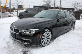 Used 2017 BMW 3 Series 330i xDrive for sale in Toronto, ON