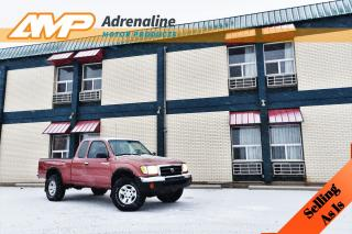 Used 1998 Toyota Tacoma TRD for sale in Estevan, SK
