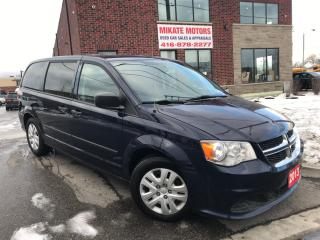 Used 2013 Dodge Grand Caravan SE for sale in Rexdale, ON