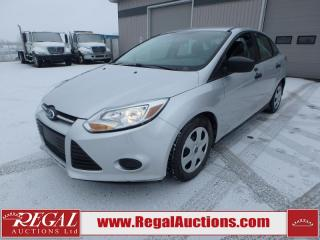 Used 2014 Ford Focus S 4D Sedan 2.0L for sale in Calgary, AB