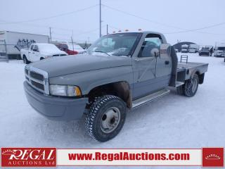 Used 1994 Dodge Ram 3500 REG CAB 2WD DRW Welding Deck for sale in Calgary, AB
