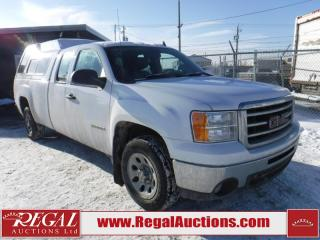 Used 2013 GMC Sierra 1500 SLE 4D EXT CAB SWB 2WD for sale in Calgary, AB