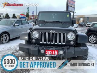 Used 2018 Jeep Wrangler for sale in London, ON