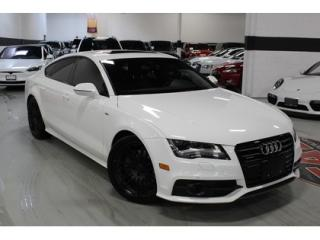 Used 2014 Audi A7 TDI   DIESEL  TECHINIK   S-LINE for sale in Vaughan, ON