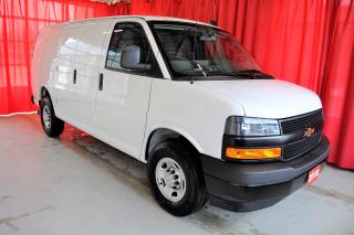 Used 2018 Chevrolet Express 2500 Work Van | Rear Vision Camera for sale in Listowel, ON