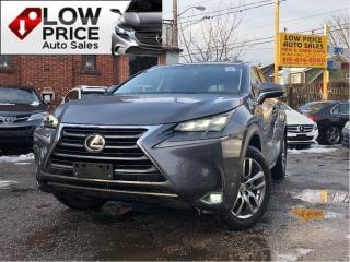 Used 2016 Lexus NX 200t Navi*Xenon*Sunroof*Htd&Cooled*BlindSpot*LexusWarr* for sale in Toronto, ON